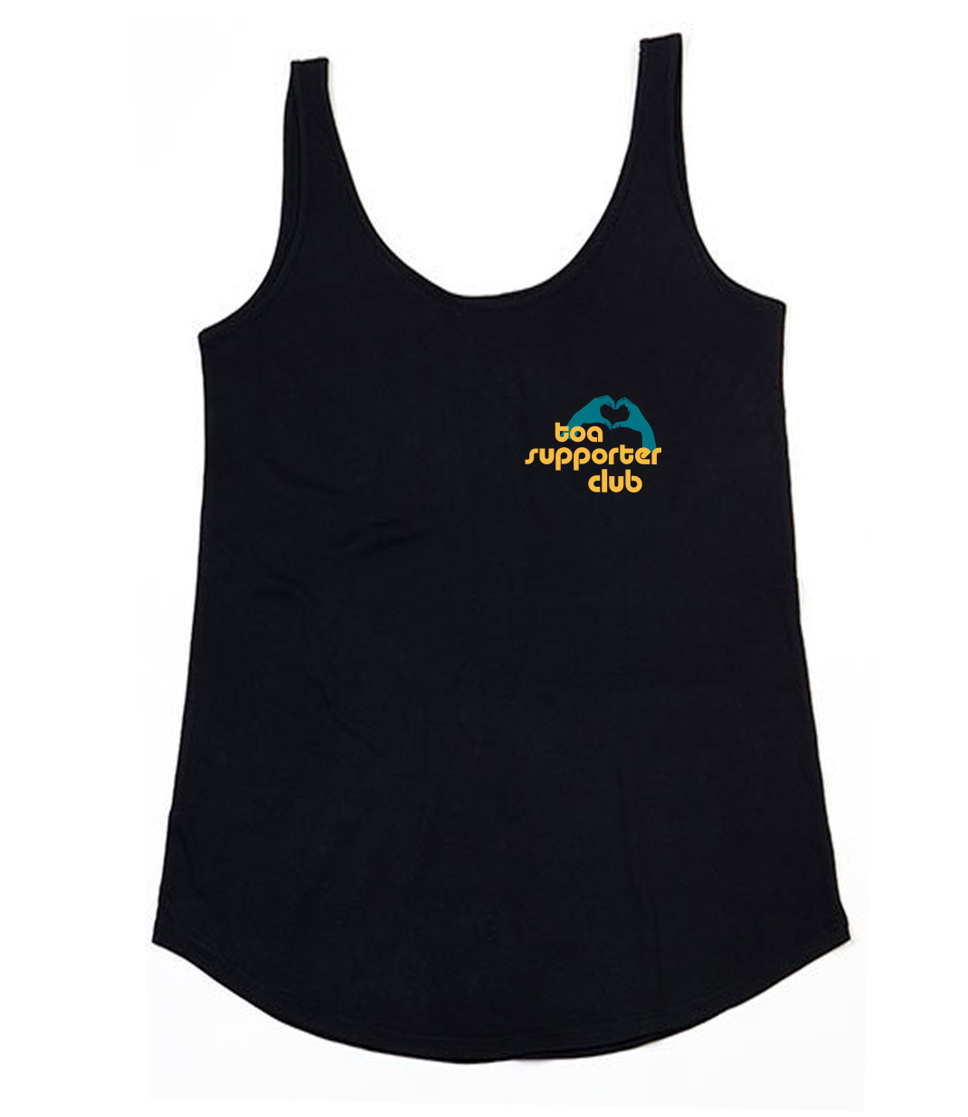 Toa Supporter Club Girly Tank Top