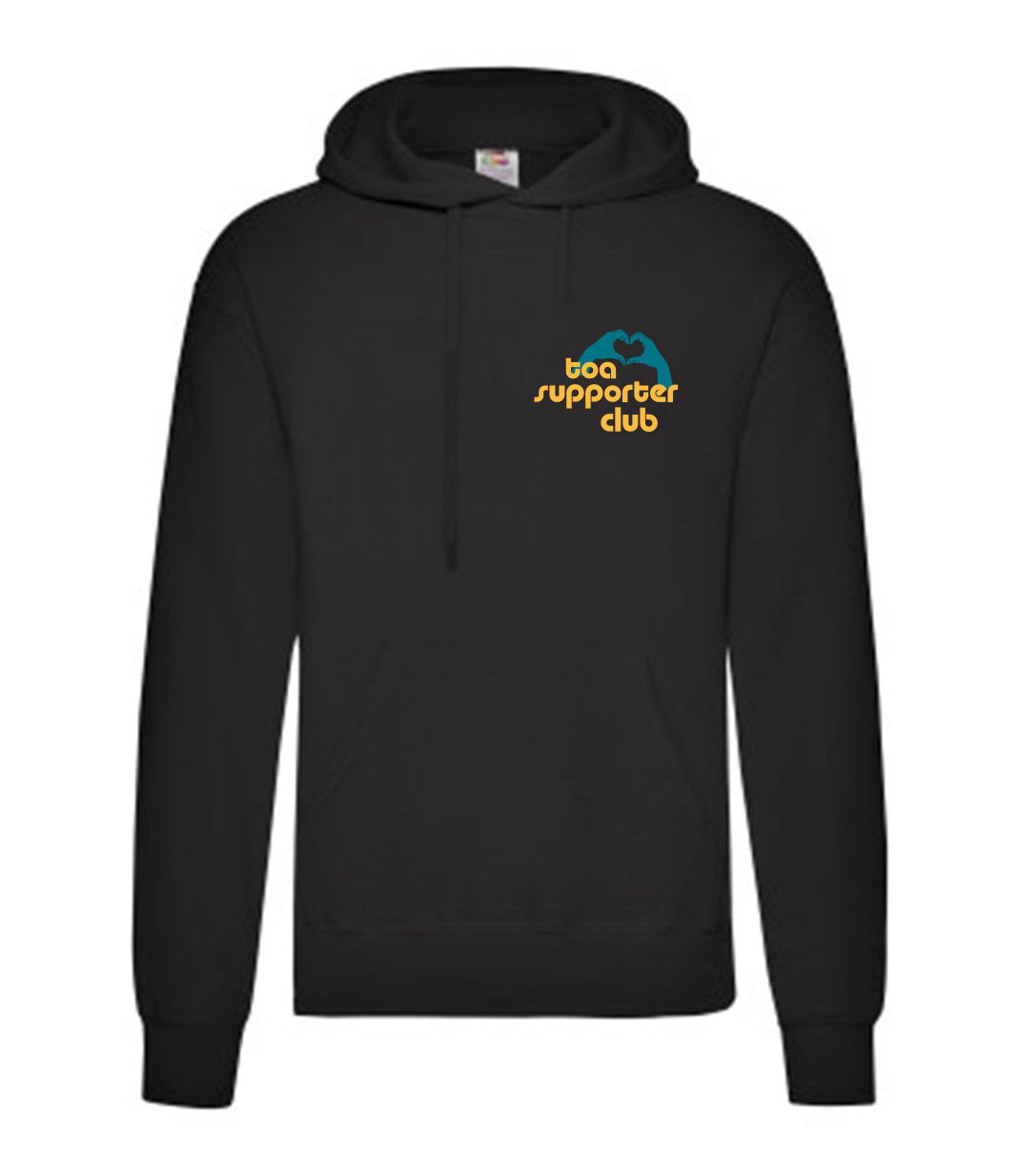 Toa Supporter Club Unisex Hoodie