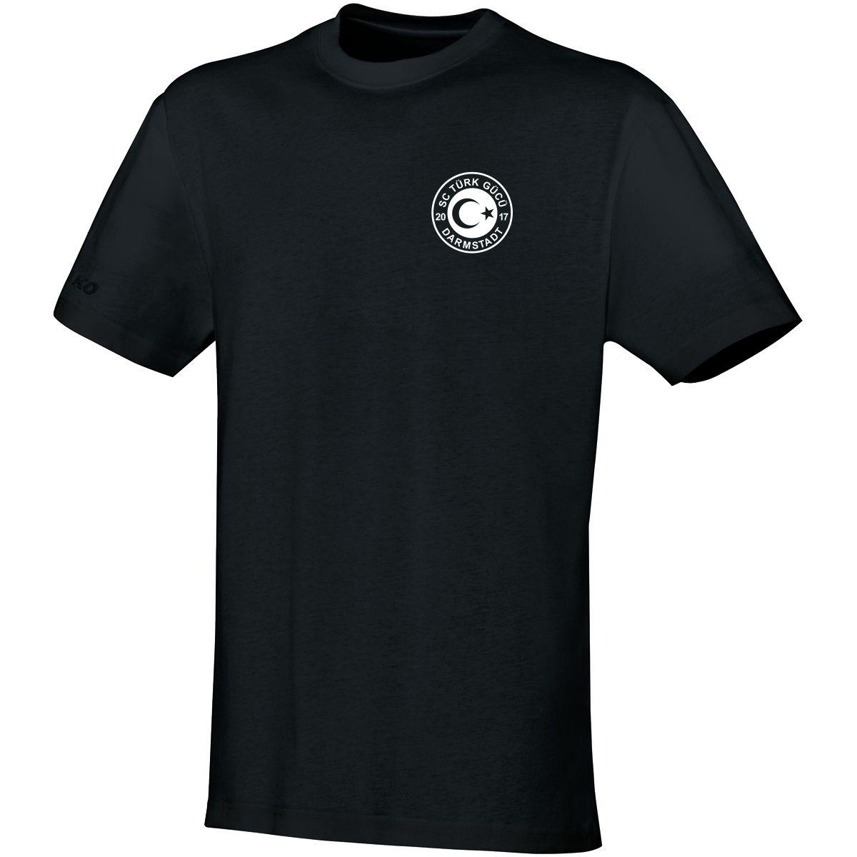 Fan T-Shirt Druck weiß oder