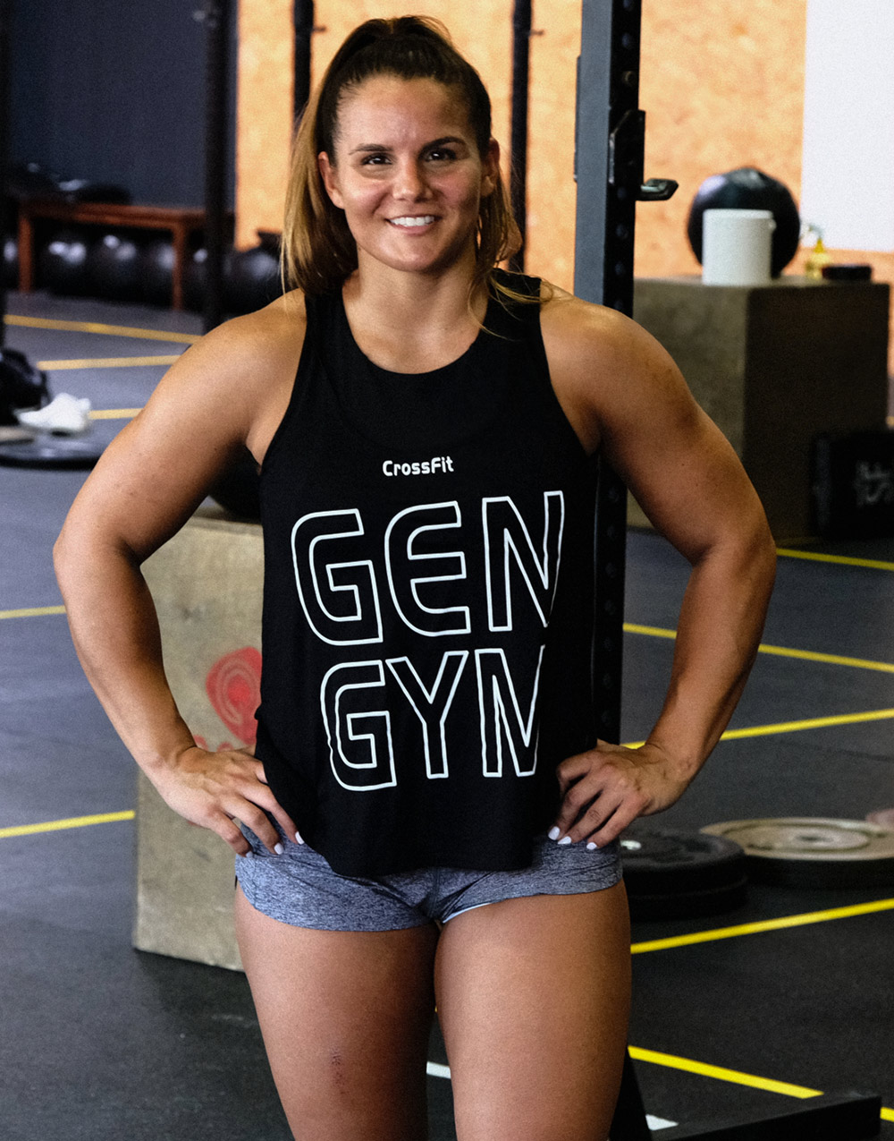 GEN GYM Women Top