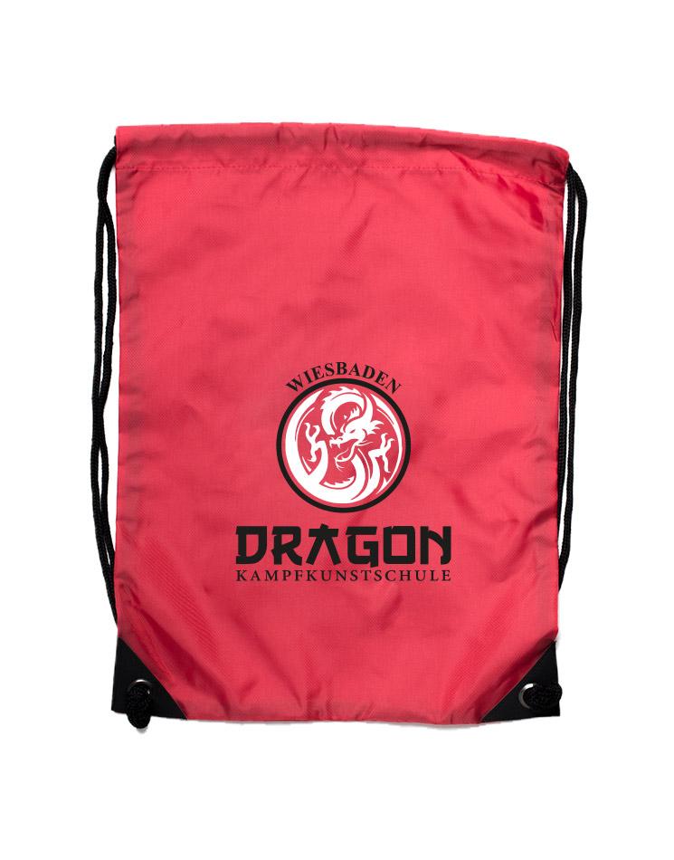 Dragon Premium Gymsac Wiesbaden rot - Wiesbaden