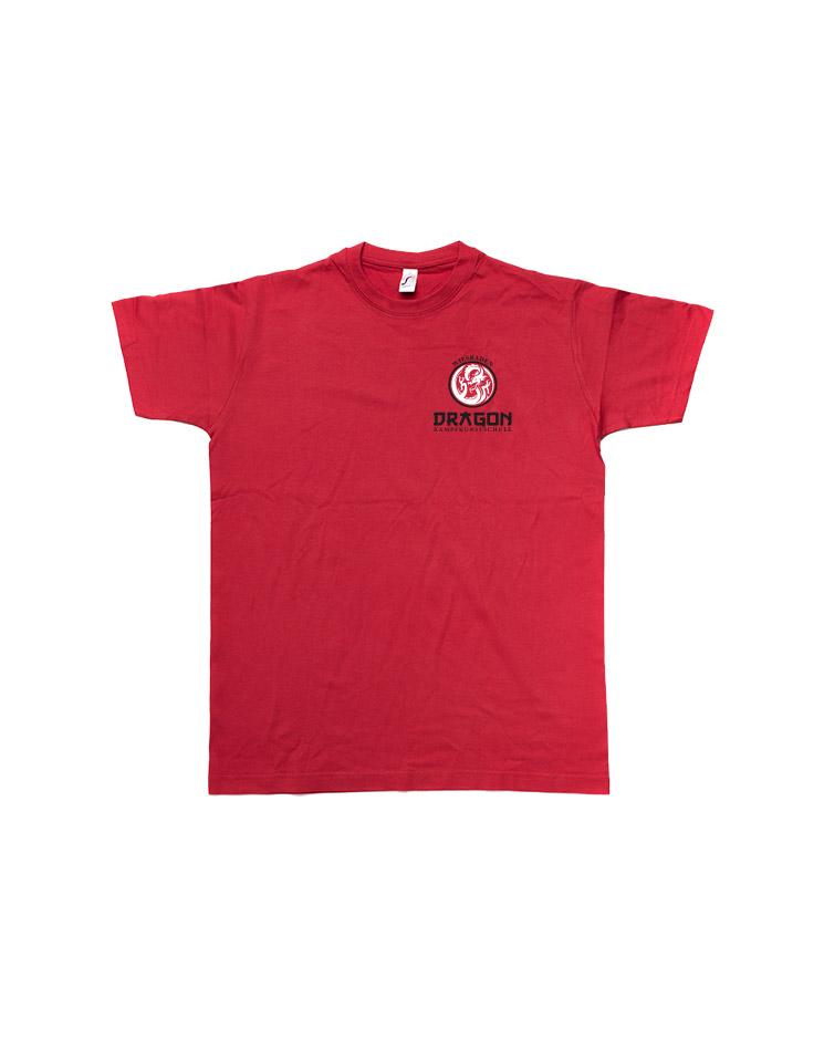 Dragon Kids T-Shirt Wiesbaden rot - Wiesbaden