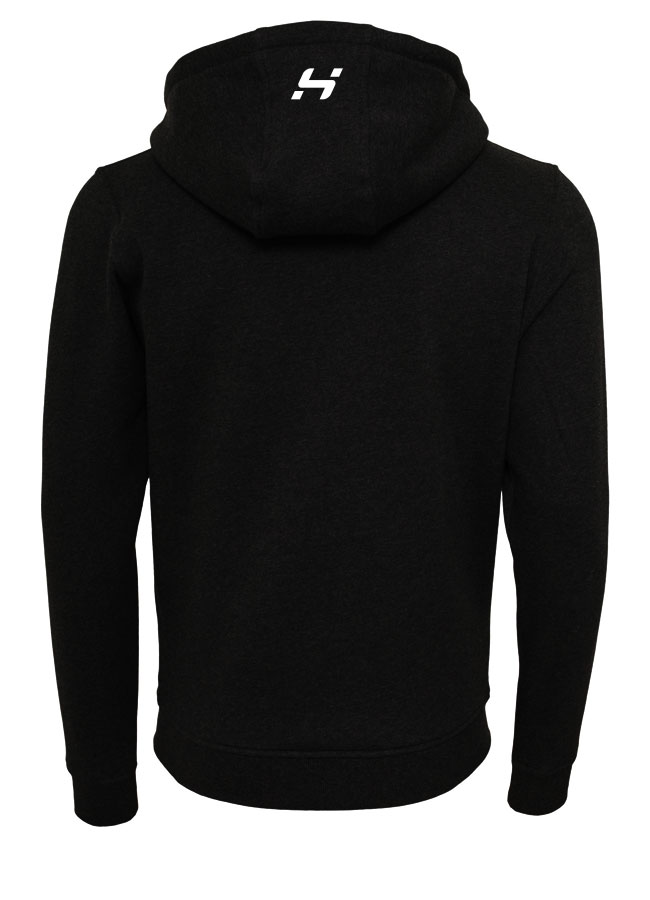 HOLD STRONG Fitness Zip Hoodie Men
