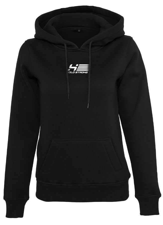 HOLD STRONG Fitness Hoodie Women