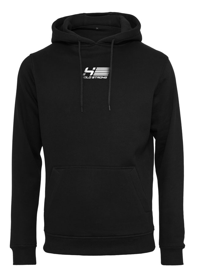 HOLD STRONG Fitness Hoodie Men