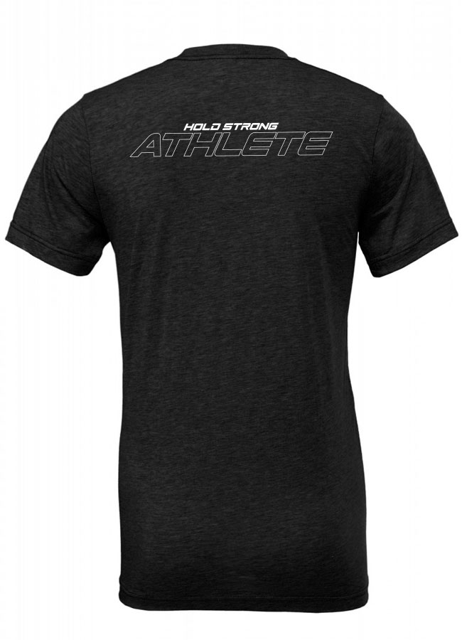 HOLD STRONG Fitness Athlete T-Shirt