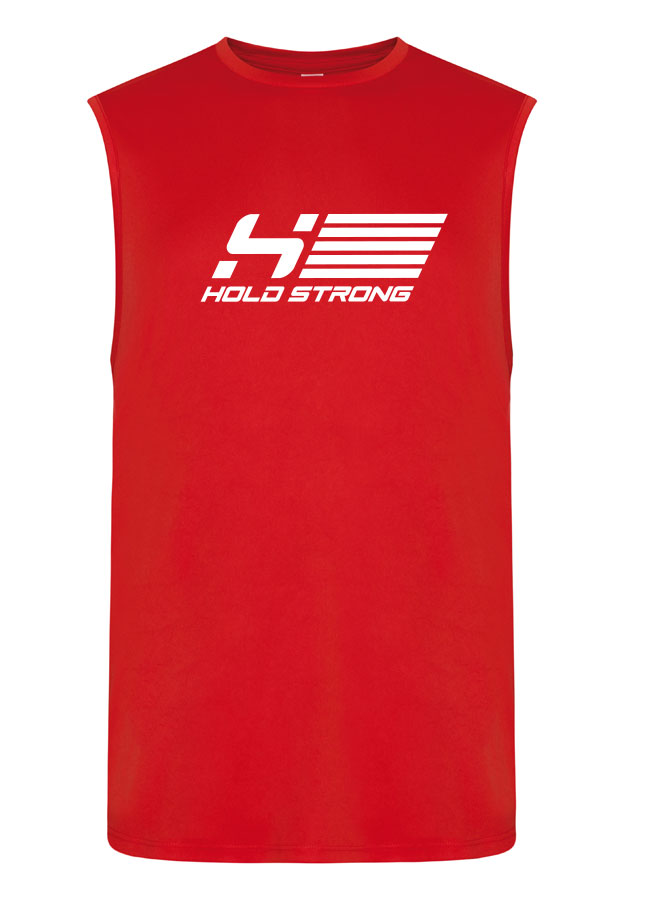 HOLD STRONG Cool Smooth Sports Vest