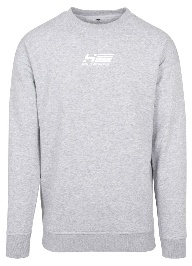 HOLD STRONG Fitness Crew Neck Sweatshirt