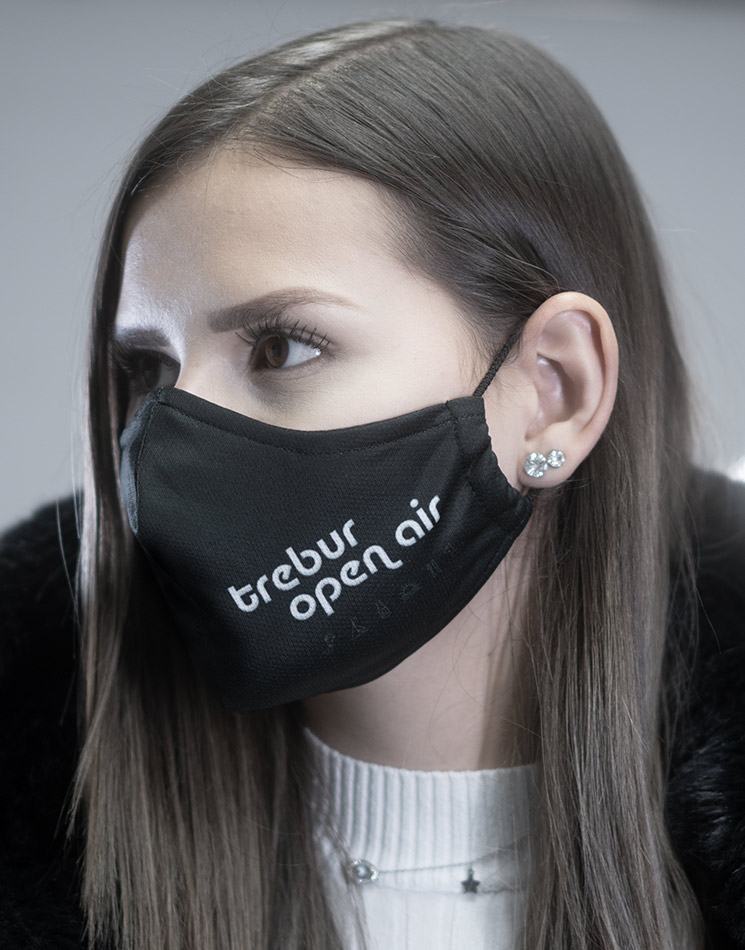 TOA Mund-Nasen-Maske