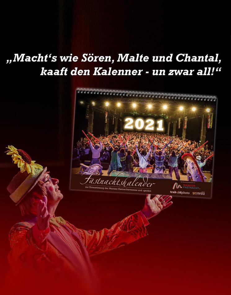 Fastnachtskalender 2021