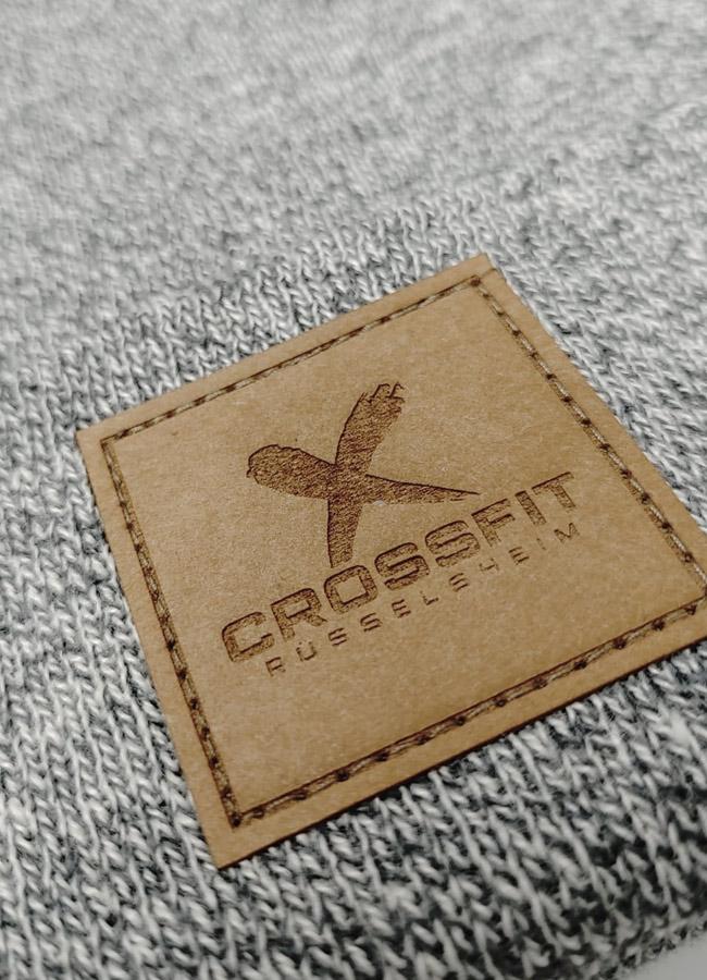 CrossFit Rüsselsheim Wollmütze Beanie