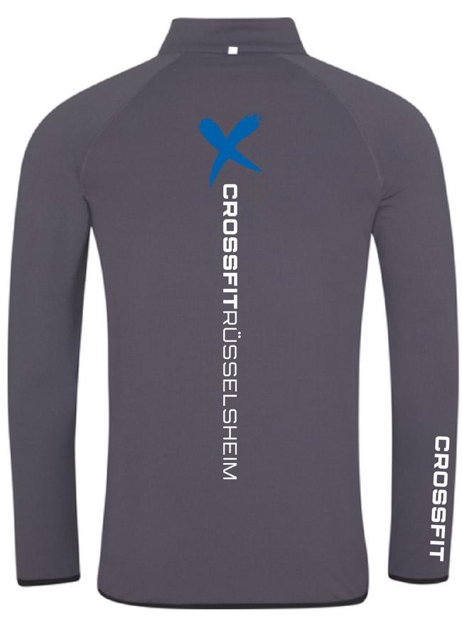 CFRÜ Cool Half-Zip SportSweater