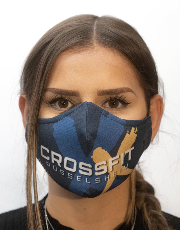 CFRÜ Mund-Nase-Maske