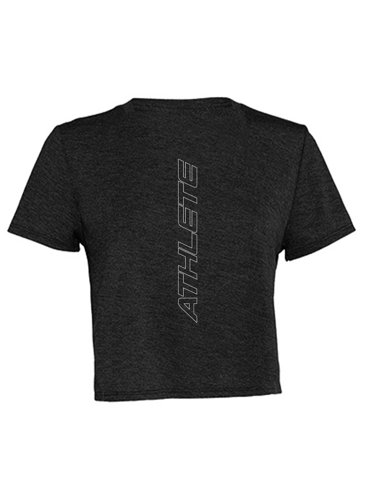 CrossFit Wuppertal Cropped Tee