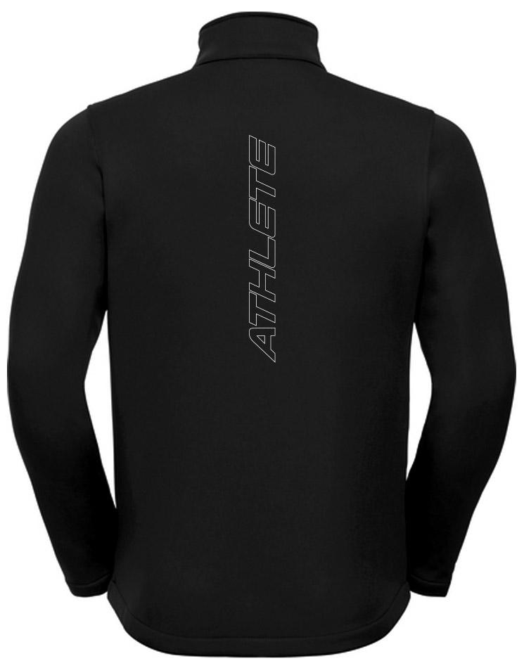 CrossFit Wuppertal Fitness Softshell Jacket Men