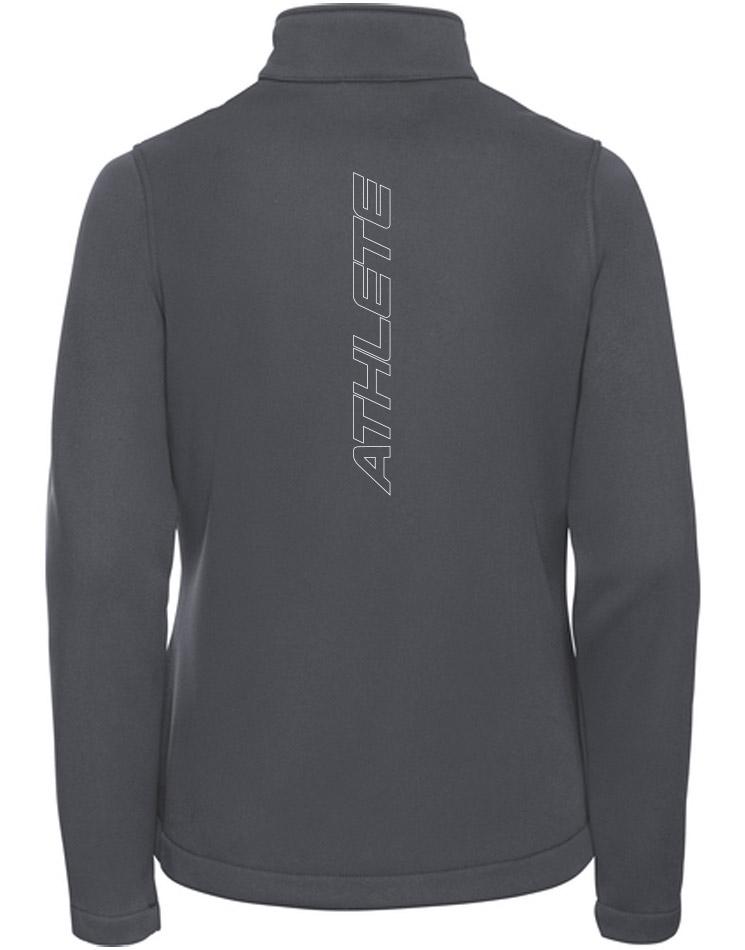 CrossFit Wuppertal Fitness Softshell Jacket Women