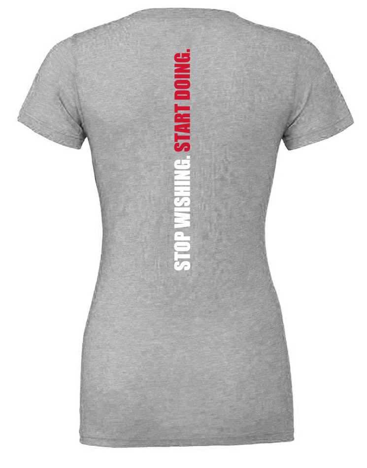 CrossFit Wuppertal CrossFit Wuppertal Girly T-Shirt